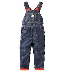 OshKosh B'Gosh® Boys' 2T-4T Lined Overalls