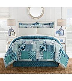 LivingQuarters Lou Lou 8-Pc. Comforter Set