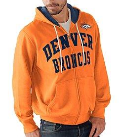 G-III NFL® Denver Broncos Men's Pass Attempt Full Zip Hoodie