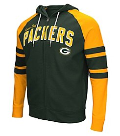 G-III® NFL® Green Bay Packers Men's Stadium Fulll Zip Hoodie