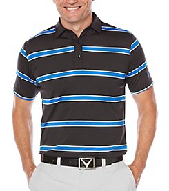 Callaway® Men's Rugby Stripe Polo