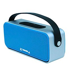 Linsay High End Blue Bluetooth Speaker