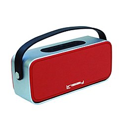 Linsay High End Red Bluetooth Speaker