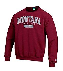 Champion® NCAA® Montana Grizzlies Men's Team Crew Neck Sweatshirt