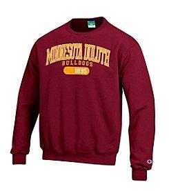 Champion® NCAA® Minnesota Duluth Bulldogs Men's Team Crew Neck Sweatshirt
