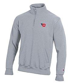 Champion® NCAA® Dayton Flyers Men's Team 1/4 Zip