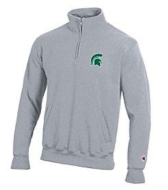 Champion® NCAA® Michigan State Spartans Men's Team 1/4 Zip