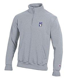 Champion® NCAA® Northwestern Wildcats Men's 1/4 Zip Pullover