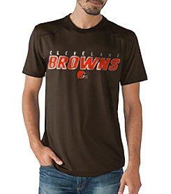 G-III Men's NFL® Cleveland Browns Official Performance Short Sleeve Tee