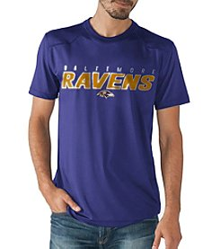 G-III Men's NFL® Baltimore Ravens Official Performance Short Sleeve Tee