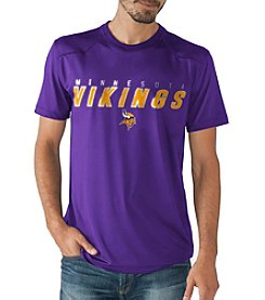 G-III Men's NFL® Minnesota Vikings Official Performance Short Sleeve Tee