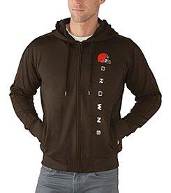 G-III Men's NFL® Cleveland Browns Snap Full Zip Hoodie