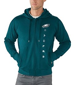 G-III Men's NFL® Philadelphia Eagles Snap Full Zip Hoodie