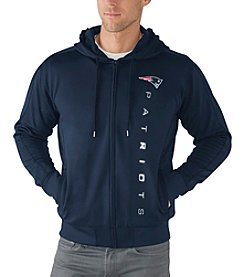G-III Men's NFL®New England Patriots Snap Full Zip Hoodie