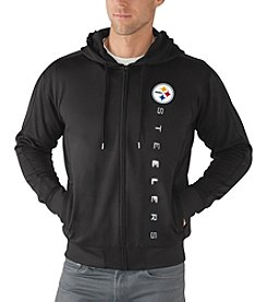 G-III Men's NFL® Pittsburgh Steelers Snap Full Zip Hoodie
