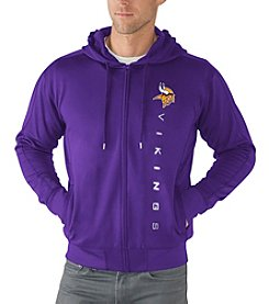 G-III Men's NFL® Minnesota Vikings Snap Full Zip Hoodie