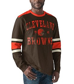 G-III Men's NFL® Cleveland Browns Champion Long Sleeve Tee
