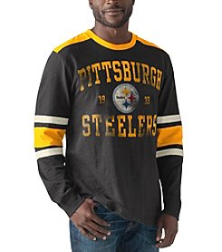 G-III Men's NFL® Pittsburgh Steelers Champion Long Sleeve Tee