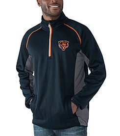 G-III Men's NFL® Chicago Bears Flexibility 1/2 Zip Pullover