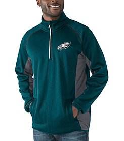G-III Men's NFL® Philadelphia Eagles Flexibility 1/2 Zip Pullover