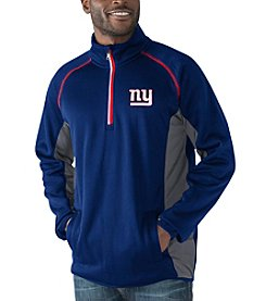 G-III Men's NFL® New York Giants Flexibility 1/2 Zip Pullover