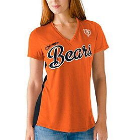 G III NFL® Chicago Bears Women's Cutback Tee
