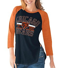 G III NFL® Chicago Bears Women's Hang Time Tee