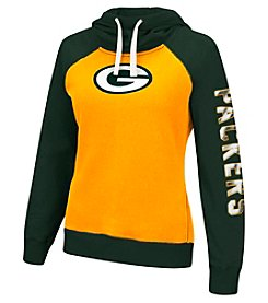 G III NFL® Green Bay Packers Women's Scrimmage Hoodie