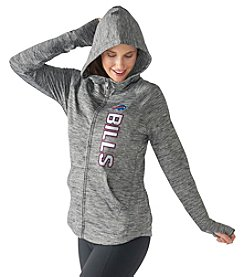 G III NFL® Buffalo Bills Women's Recovery Full Zip Performance Hoodie