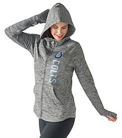 G III NFL® Indianapolis Colts Women's Recovery Full Zip Performance Hoodie