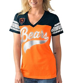 G III NFL® Chicago Bears Women's Pass Rush Mesh Tee