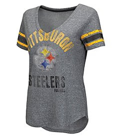 G III NFL® Pittsburgh Steelers Women's Any Sunday Tee