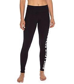 Betsey Johnson® Performance Give Love Get Love Leggings