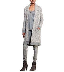 Lauren Ralph Lauren® Shawl Open-Front Cardigan