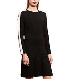 Lauren Ralph Lauren® Jersey Drop-Waist Dress