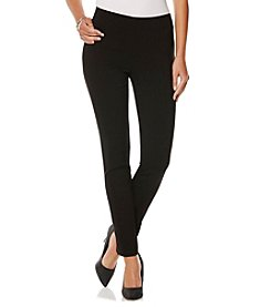 Rafaella® Solid Power Stretch Pants
