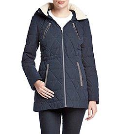 Nautica® Quilted Anorak Coat