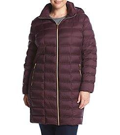 MICHAEL Michael Kors® Plus Size Packable Down Jacket