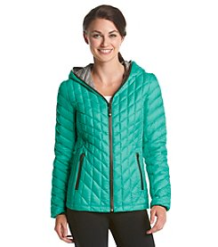 HFX Halifax Petites' Packable Quilt Down Jacket