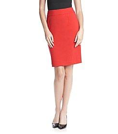 Tommy Hilfiger® Ponte Skirt