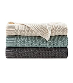 INK+IVY Bree Knitted Throw
