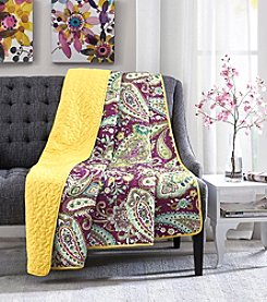 Intelligent Design Melissa Oversized Quilted Throw