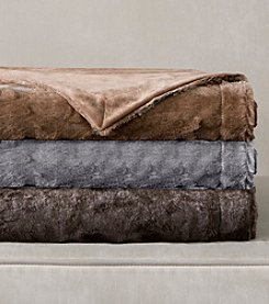 Madison Park™ Zuri Oversized Faux Fur Throw