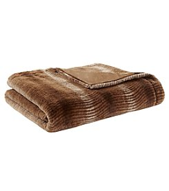 Madison Park™ Signature Serengeti Luxury Faux Fur Throw