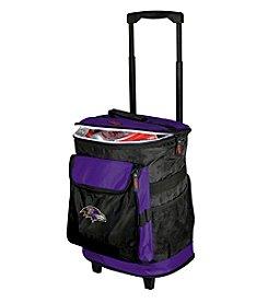 NFL® Baltimore Ravens Rolling Cooler