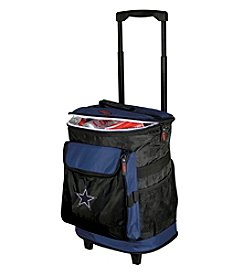Log Chair NFL® Dallas Cowboys Rolling Cooler
