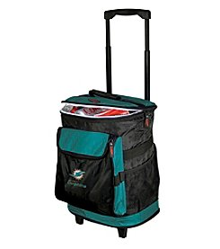 NFL® Miami Dolphins Rolling Cooler
