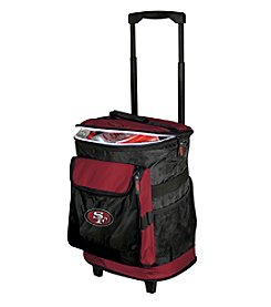 Logo Chair NFL® San Francisco 49ers Rolling Cooler