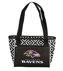 Logo Chair NFL® Baltimore Ravens 16-Can Cooler Tote