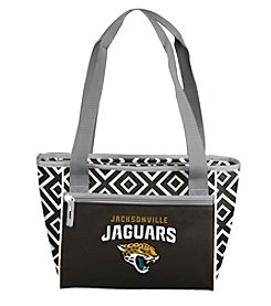 Logo Chair NFL® Jacksonville Jaguars 16-Can Cooler Tote
